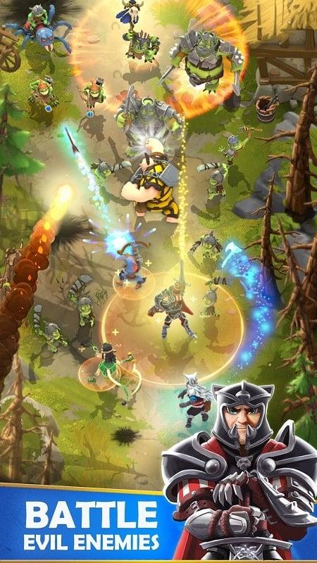 Darkfire Heroes mod download