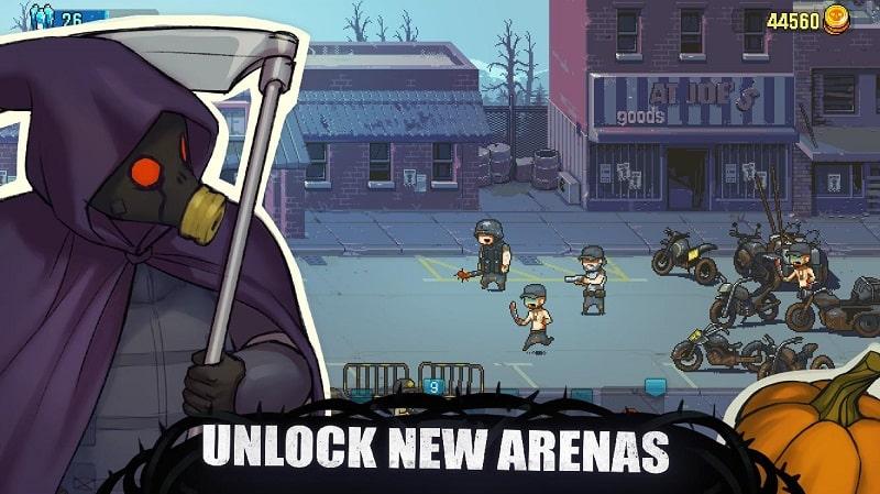 Dead Ahead Zombie Warfare mod android