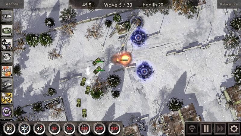 Defense Zone 3 Ultra HD mod