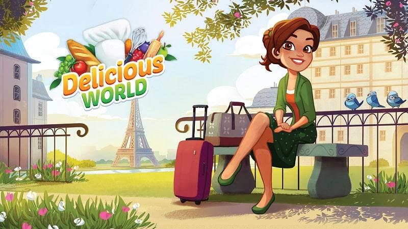 Delicious-World