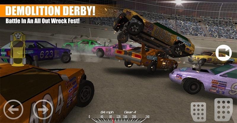 Demolition Derby 2 mod