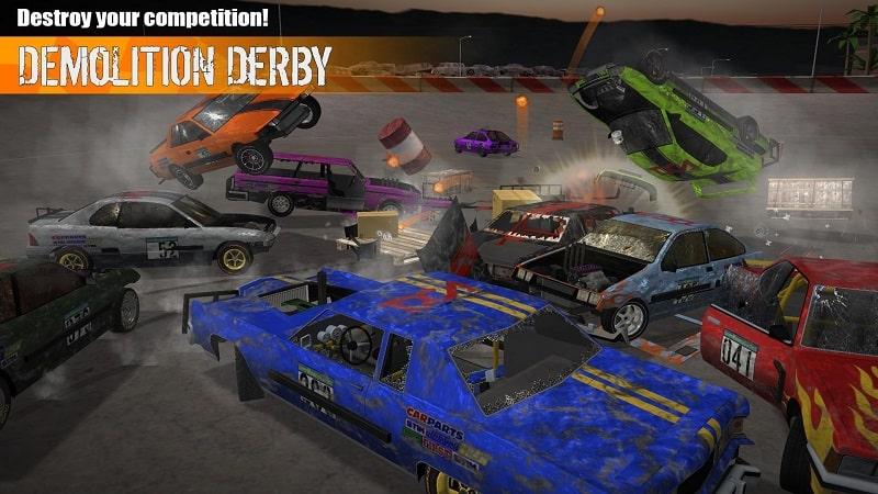 Demolition Derby 3 mod