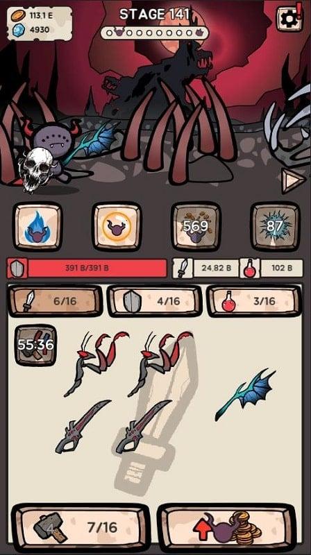 Demon RPG mod