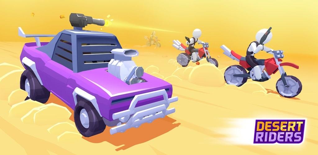 Desert-Riders