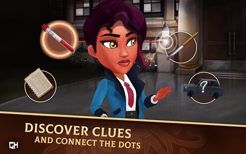 Detective Jackie mod android