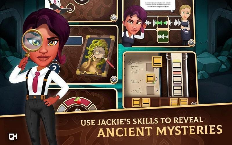 Detective Jackie mod download