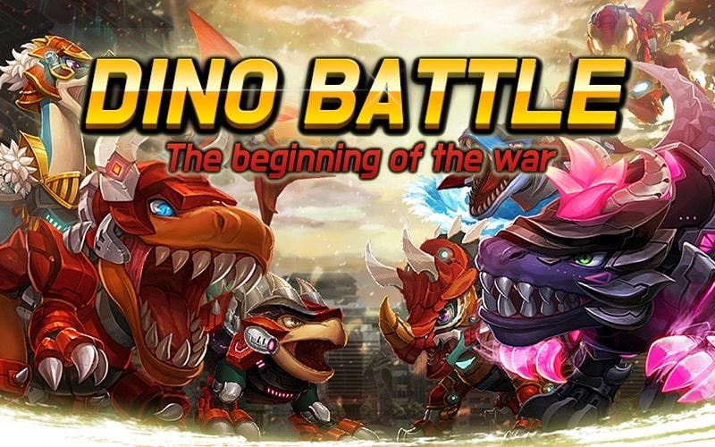Dino-Battle