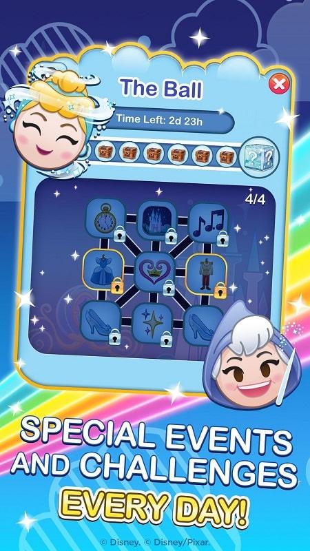 Disney Emoji Blitz mod free