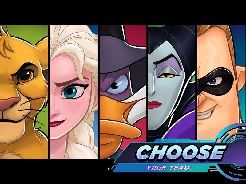 Disney-Heroes-Battle-Mode-mod-apk