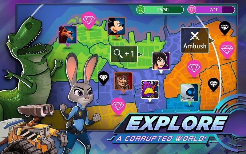 Disney-Heroes-Battle-Mode-mod-free