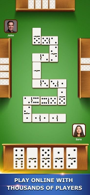 Dominoes Pro mod