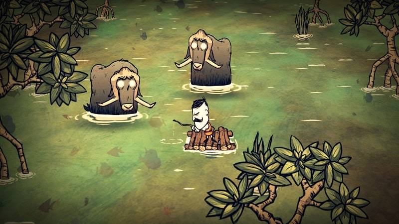 Dont-Starve-Shipwrecked-free