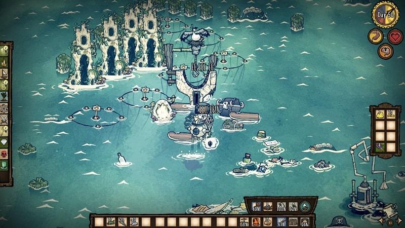 Dont-Starve-Shipwrecked-mod-mod