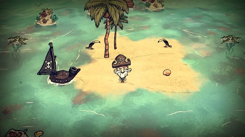 Dont-Starve-Shipwrecked-mod