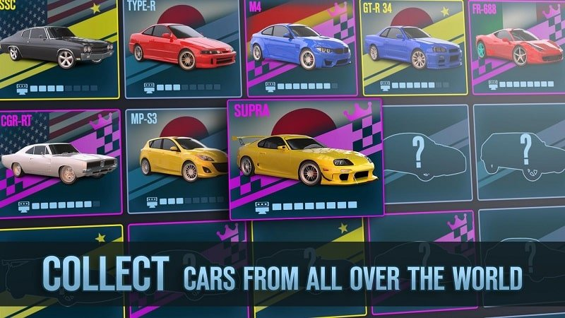 Drag Battle 2 mod android