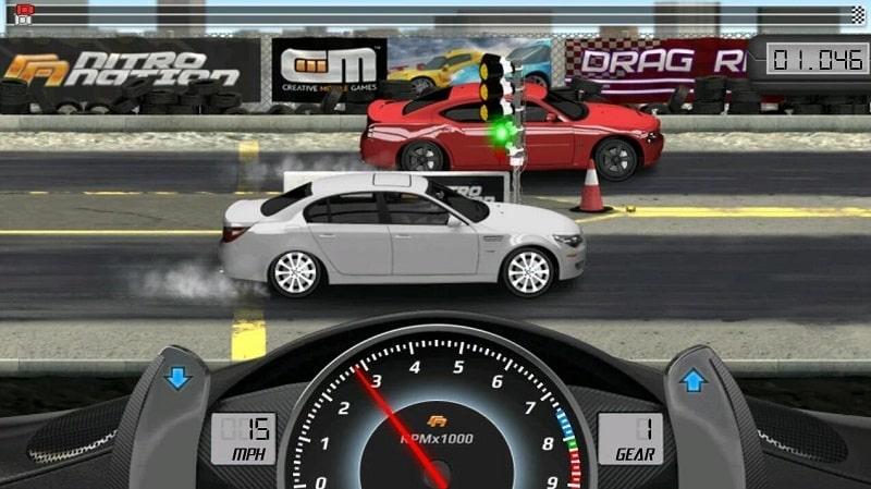 Drag Racing mod apk free