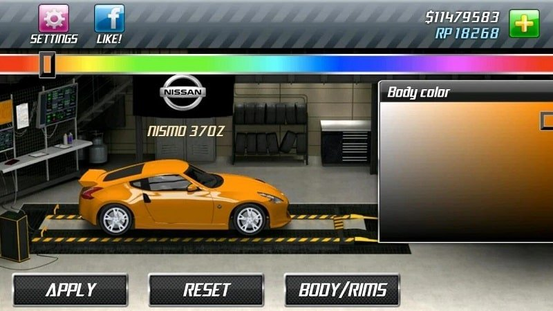 Drag Racing mod free