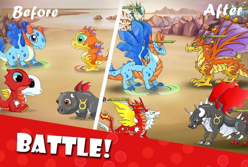 Dragon Battle download