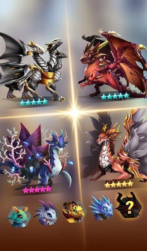 Dragon Epic mod free