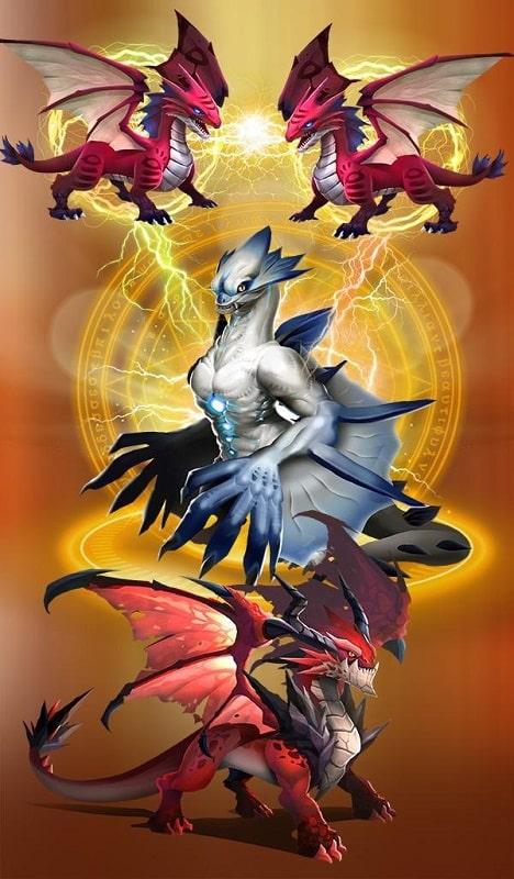 Dragon Epic mod