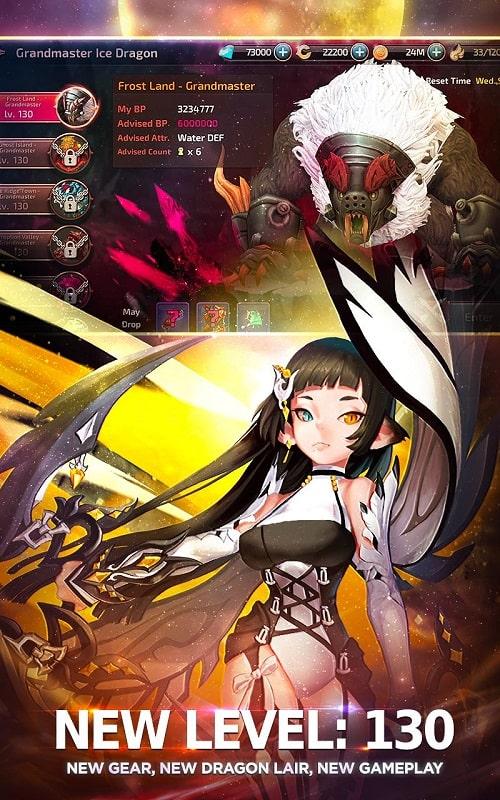 Dragon Nest M mod free