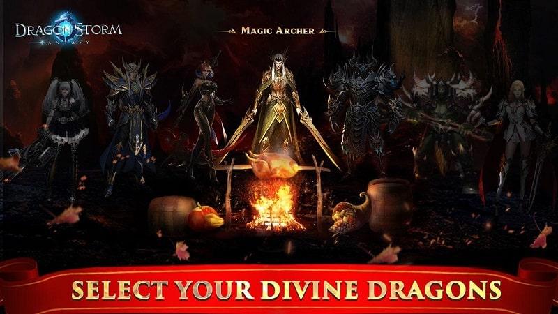 Dragon Storm Fantasy mod free