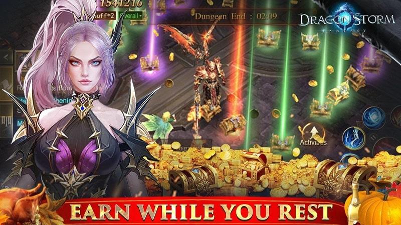 Dragon Storm Fantasy mod mod