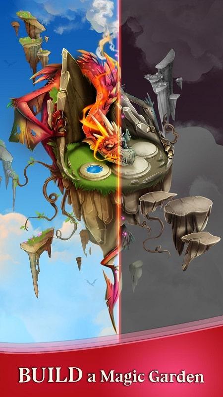 Dragon World mod apk free