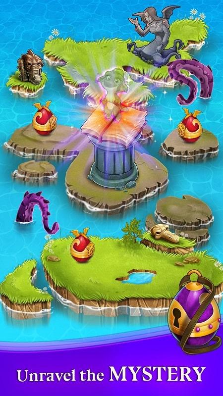 Dragon World mod mod