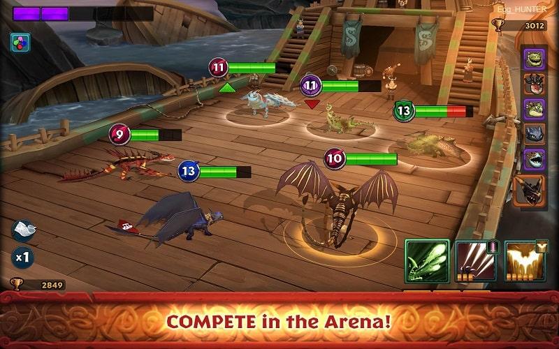 Dragons Rise of Berk mod download