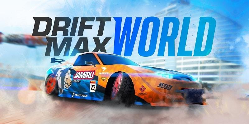 Drift-Max-World