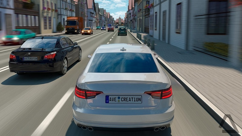 Driving Zone Germany mod android