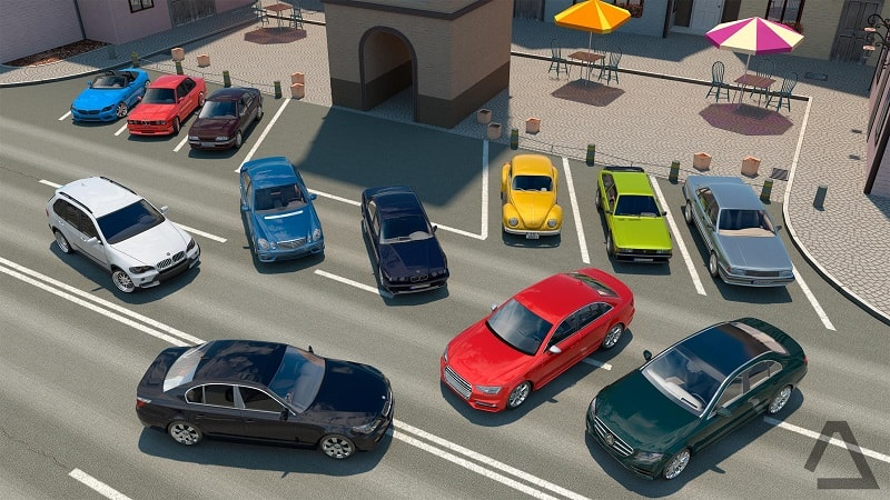 Driving Zone Germany mod apk