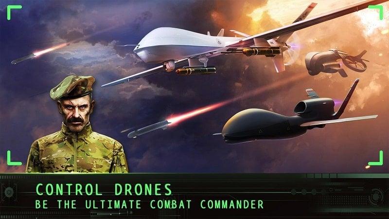 Drone Shadow Strike free