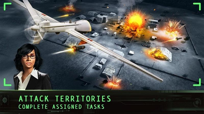 Drone Shadow Strike mod