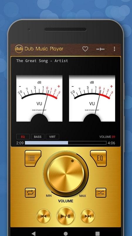 Dub Music Player mod apk