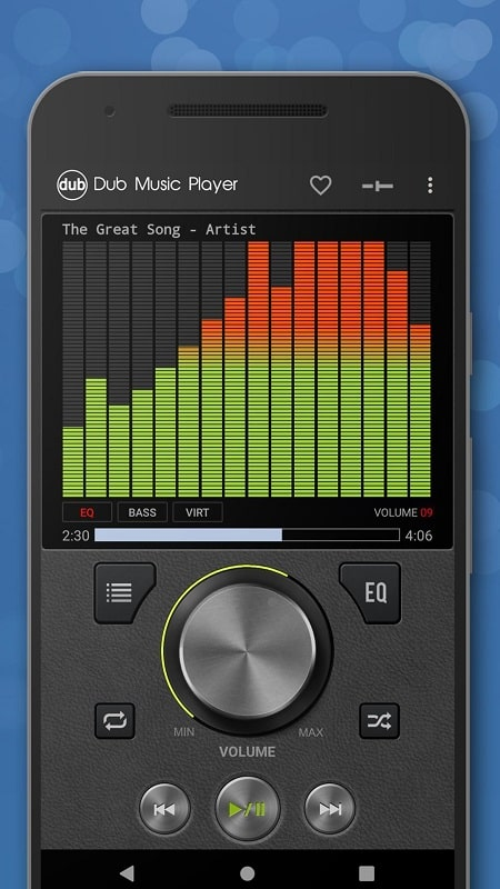 Dub Music Player mod
