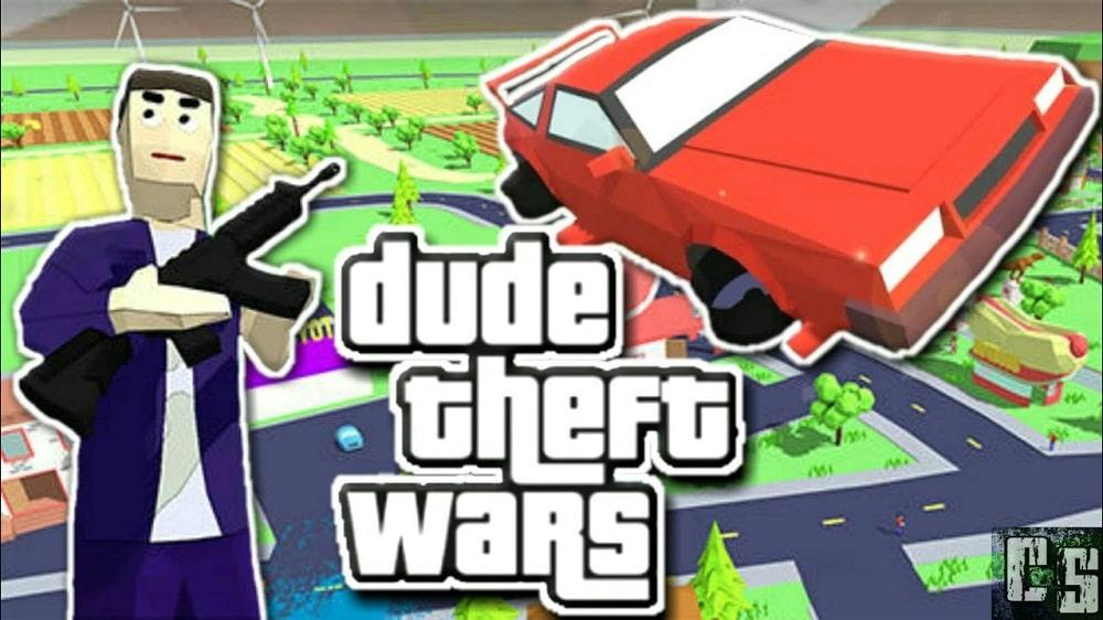Dude-Theft-Wars