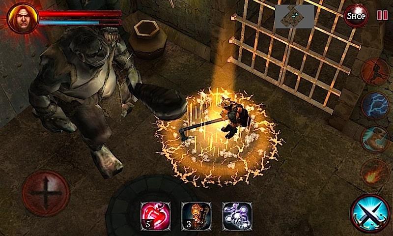 Dungeon Clash mod apk