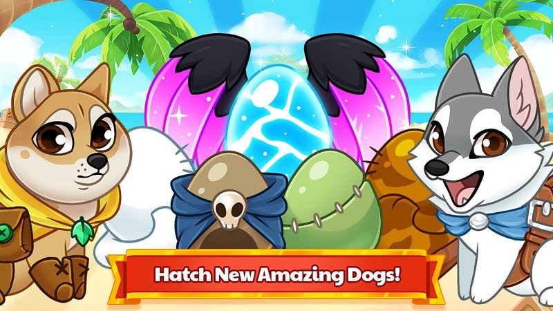 Dungeon Dogs mod apk