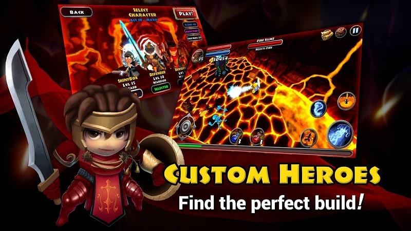 Dungeon Quest mod download