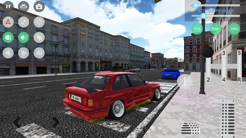 E30 Drift and Modified Simulator mod android