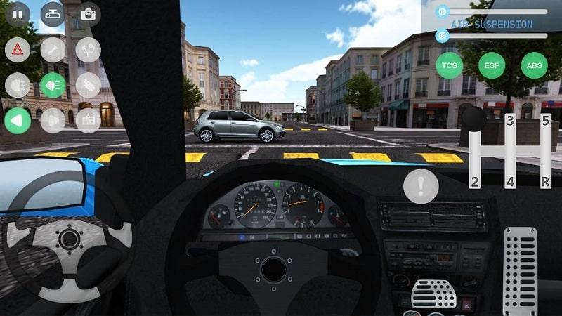E30 Drift and Modified Simulator mod apk