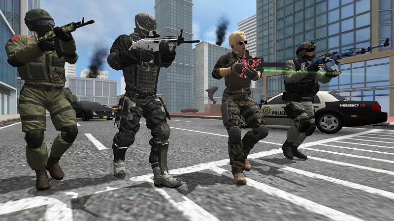 Earth Protect Squad mod free