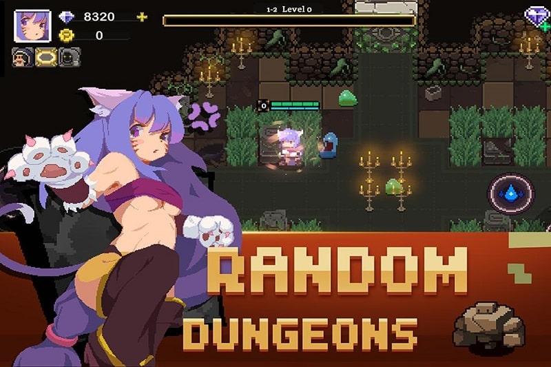 Elemental Dungeon mod download