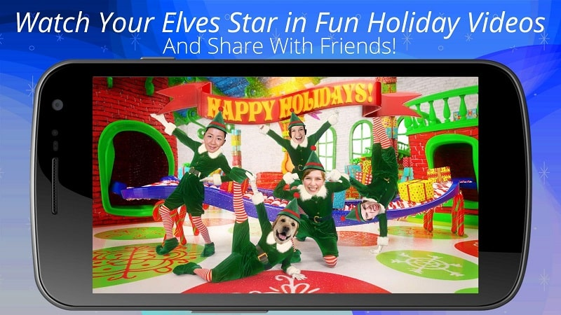 ElfYourself mod android