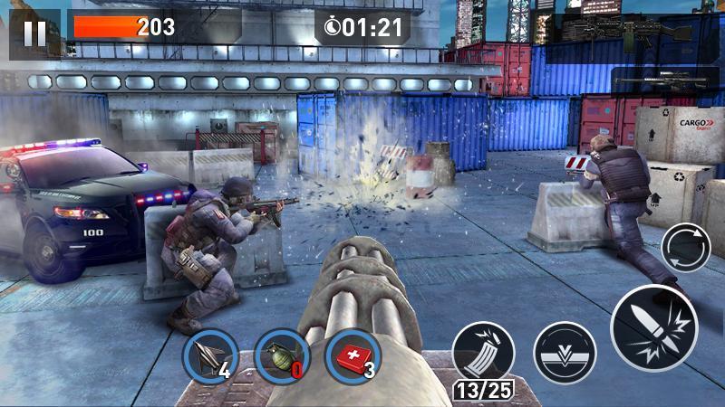 Elite Killer SWAT mod download