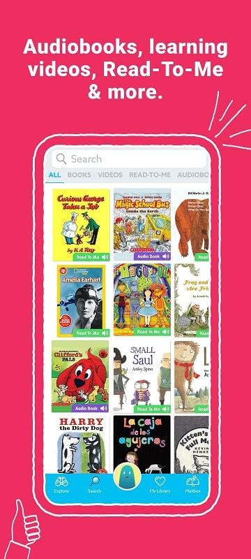 Epic Kids Books Educational mod free