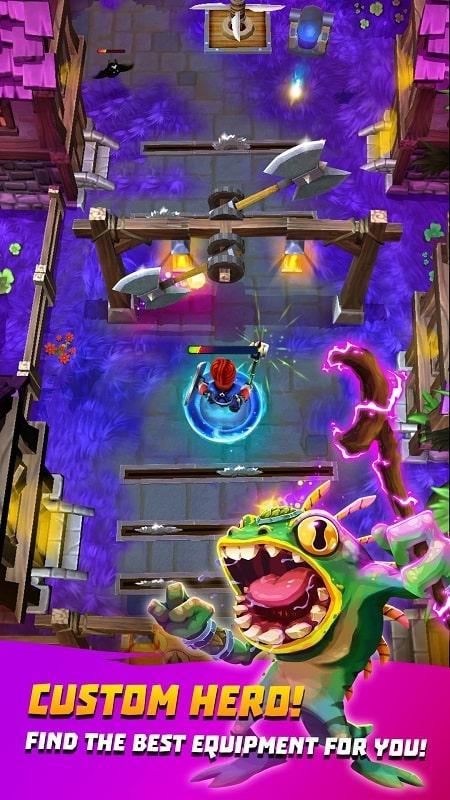 Epic Magic Warrior mod apk