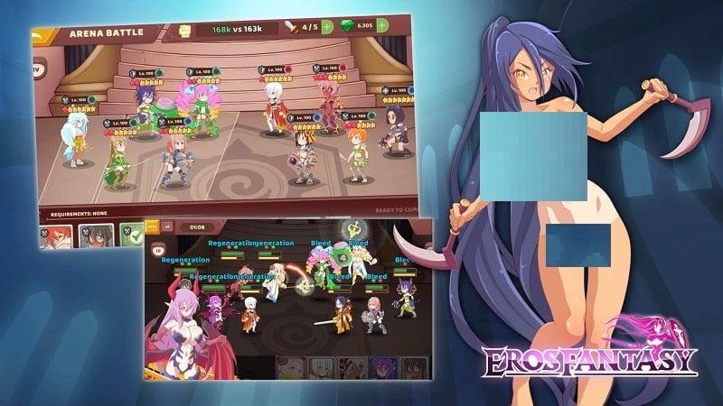 Eros Fantasy mod free